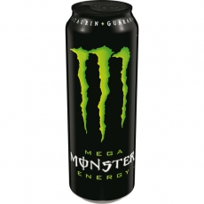 Mega Monster Energy wiederverschliessbar 12x553ml inklusive Pfand
