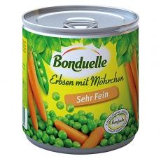 Bonduell Erbsen mit Möhren zart & fein 265g