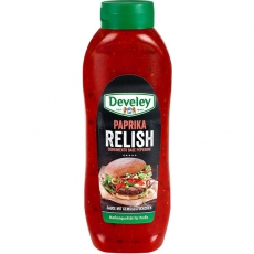 Develey Paprika Relish