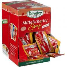 Develey Mittelscharfer Senf 100x15ml