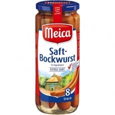 Meica Saft-Bockwurst 12x360g