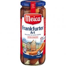 Meica Frankfurter Art 12x250g