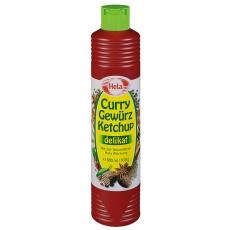 Hela Curry Gewürzketchup delikat 5x800ml