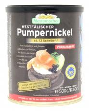 Mestemacher Westfälischer Pumpernickel in der Dose 500g