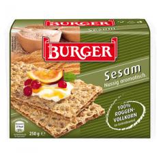 Burger Sesam Knäckebrot