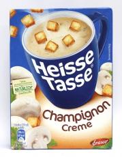 Erasco Heisse Tasse Champignon Creme 3 Portionen