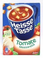 Erasco Heisse Tasse Tomate Mozzarella 3 Portionen