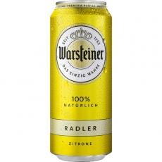 Warsteiner Radler Zitrone 24x500ml inklusive Pfand