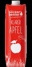 Beckers Bester Apfelsaft Klar 6x1L