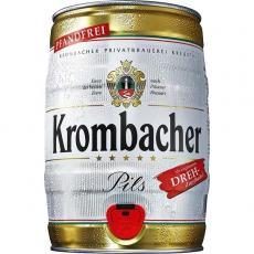 Krombacher Pils 2x5l pfandfrei
