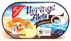 G&G Herings Filets in Champignoncreme 200g