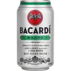 Bacardi Mojito 12x330ml inklusive Pfand