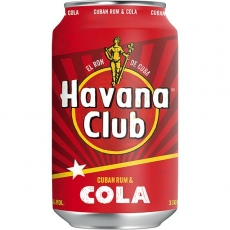 Havanna Club Cola 24x330ml inklusive Pfand