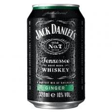 Jack Daniels Ginger 24x330ml inklusive Pfand