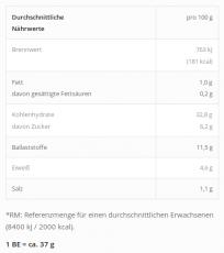 Mestemacher Pumpernickel 12x50g