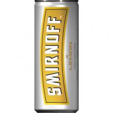 Smirnoff & Lemon 12x250ml inklusive Pfand