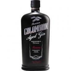 Premium Colombian aged Gin Treasure 700ml