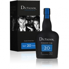 Dictador Solera System Rum 20Years 700ml