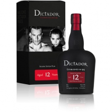 Dictador Solera System Rum 12Years 700ml