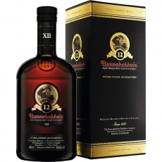 Bunnahabhain Islay Single Scotch Whisky 12Years 700ml