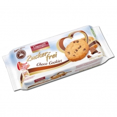 Coppenrath Zuckerfrei Choco Cookies 200g