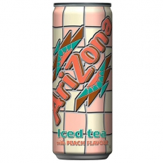 AriZona Iced Tea Peach 24x355ml inklusive Pfand