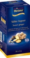 Meßmer Tee Süßer Ingwer 25x2g