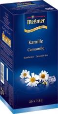 Meßmer Tee Kamille 25x1,5g