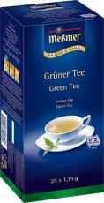 Meßmer Tee Grüner Tee 25x1,75g
