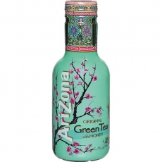 AriZona Ice Tea Green Tea 6x500ml inklusive Pfand