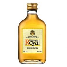 Sternberg Royal Weinbrand 12x200ml
