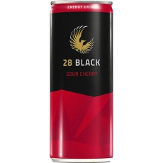 28 Black Sour Cherry 24x250ml inklusive Pfand