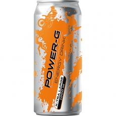 POWER-G Energy Drink 12x1l inklusive Pfand