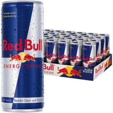 Red Bull Energy Drink 24x250ml inklusive Pfand