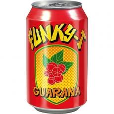 Funky-T Guarana 12x330ml inklusive Pfand
