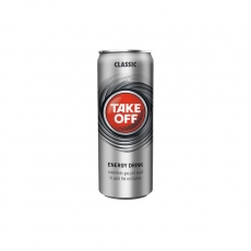 Take Off Energy Drink 24x330ml inklusive Pfand