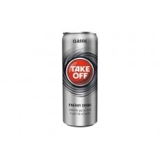 Take Off Energy Drink 24x330ml inklusive Pfand