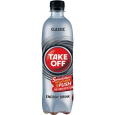 Take Off Energy Drink 24x500ml inklusive Pfand