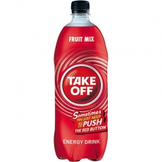 Take Off Energy Red 6x1l inklusive Pfand
