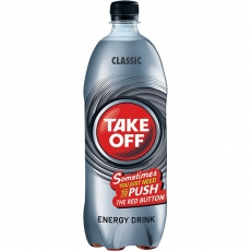Take Off Energy Drink 6x1l inklusive Pfand
