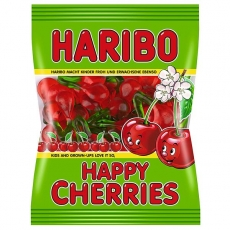 Haribo Happy Cherries 18x200g