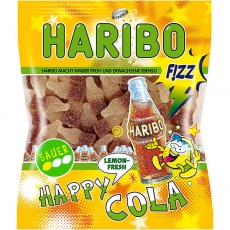 Haribo Happy Cola sauer 15x200g