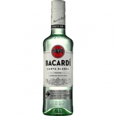 Bacardi Carta Blanca 6x350ml