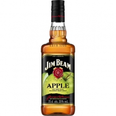 Jim Beam Apple Bourbon Whiskey 700ml
