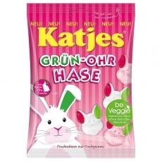 Katjes Grün-Ohr Hase 16x200g