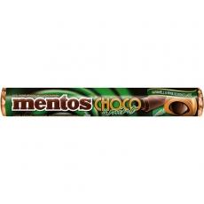 Mentos Choco & Mint Karamelbonbon 24x38g