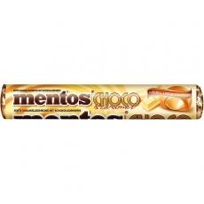 Mentos Choco Karamell & Weiße 24x38g