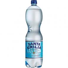 Santa Emilia Wasser mit Kohlensäure 6x1,5l inklusive Pfand