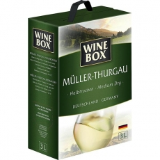 ZGM WineBox Müller-Thurgau 3 L
