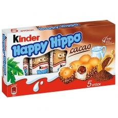 Ferrero Kinder Happy Hippo cacao 10x5er
